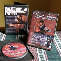 Buy the Heart of Tango DVD
